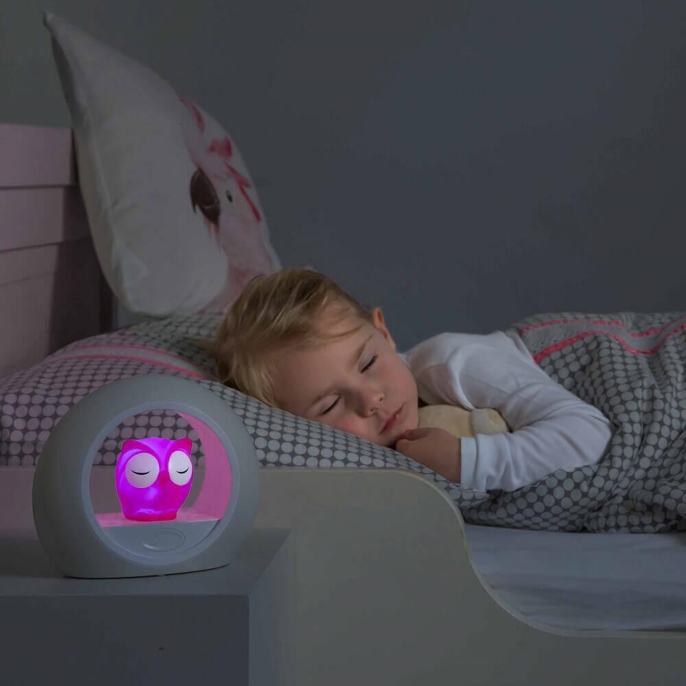 детский ночник совенок
