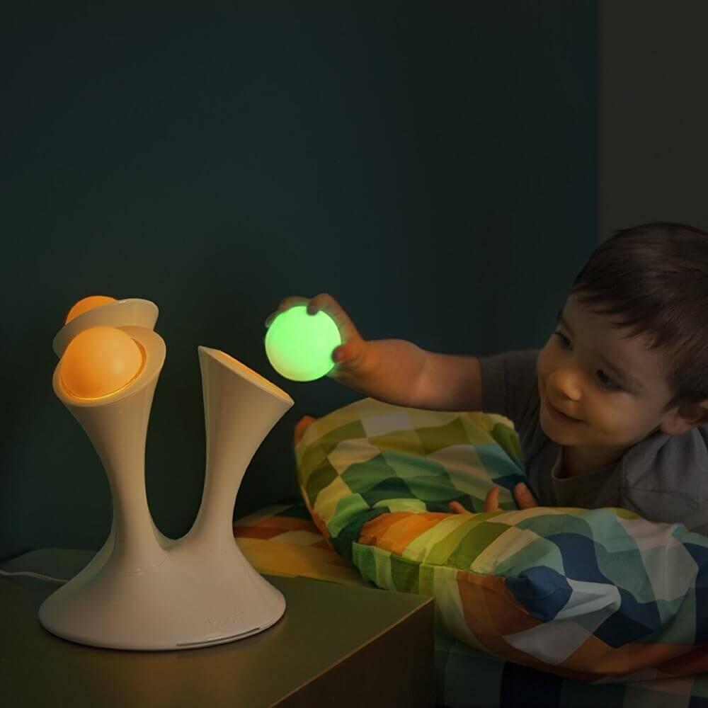 ночник в детской спальне