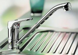 почему гудит кран при включении воды