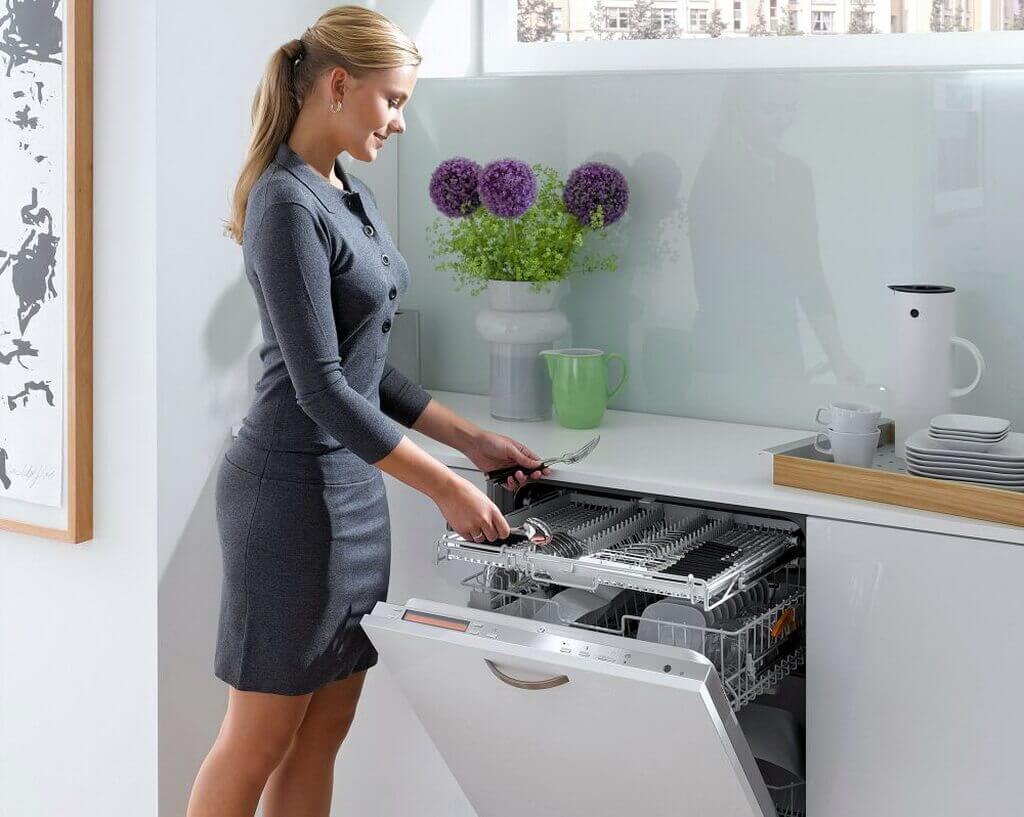 как выбрать встроенную посудомоечную машину