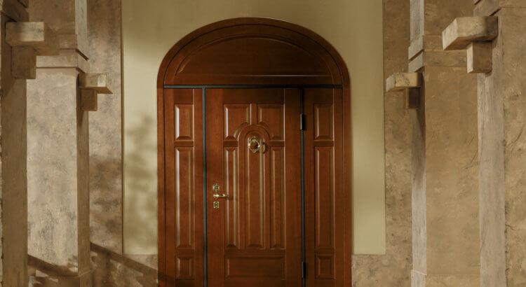 Элитные двери в арочные проемы