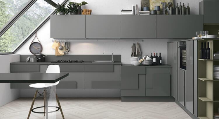 дизайн кухни 2019 фото