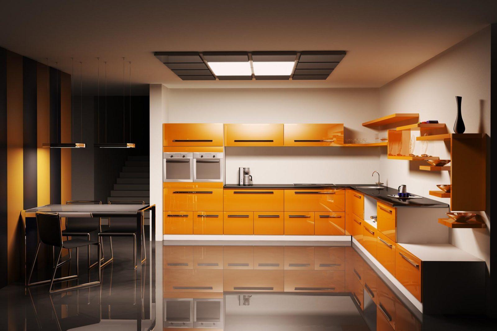 кухня под заказ по индивидуальному дизайну в минске